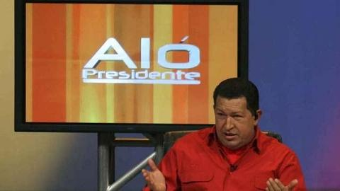 """FRONTLINE -- """"The Hugo Chavez Show"""" - Preview"""