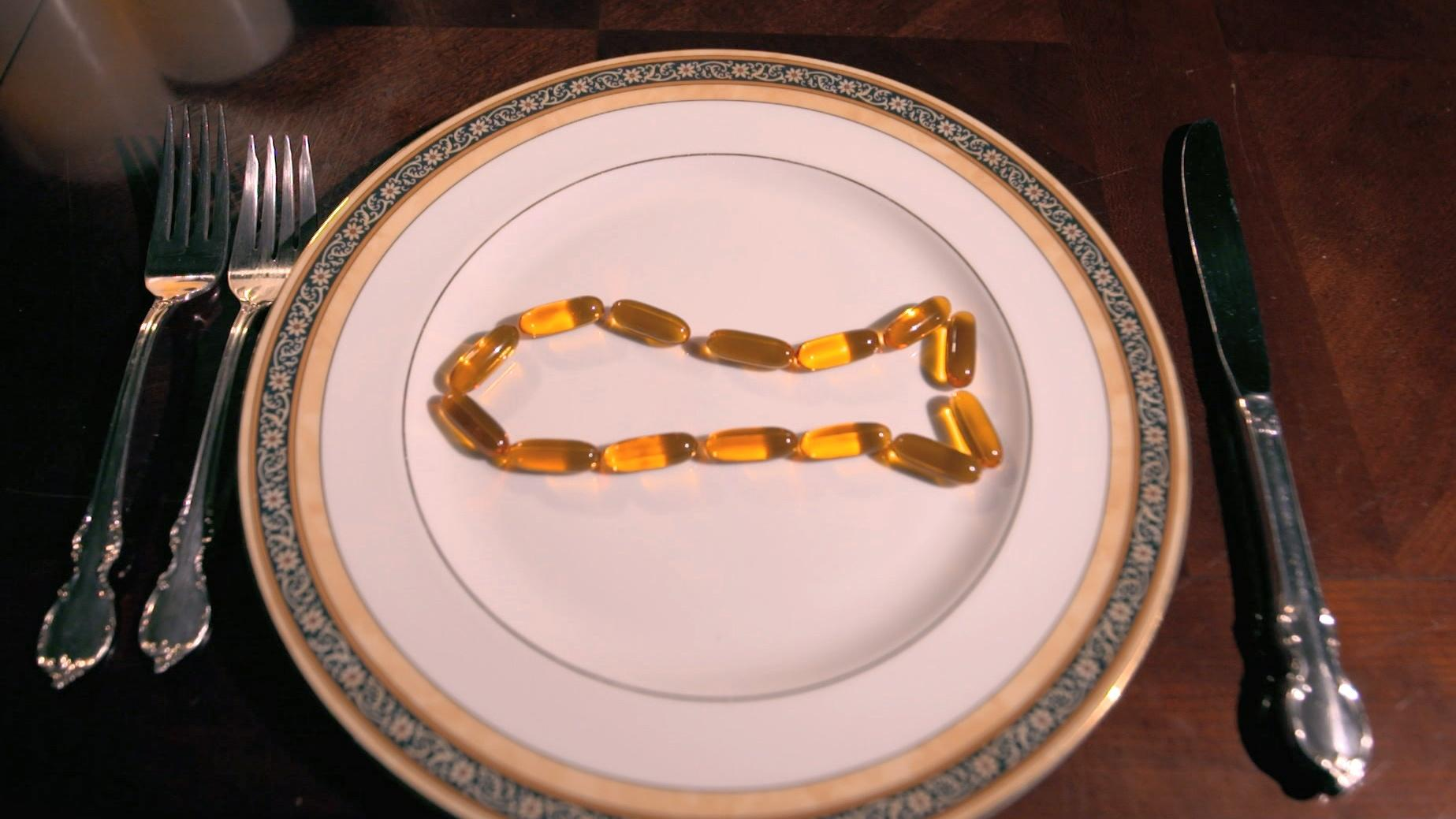 Video s34 ep3 how good for you is fish oil really for Is fish oil good for you