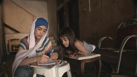 FRONTLINE -- Children of Syria