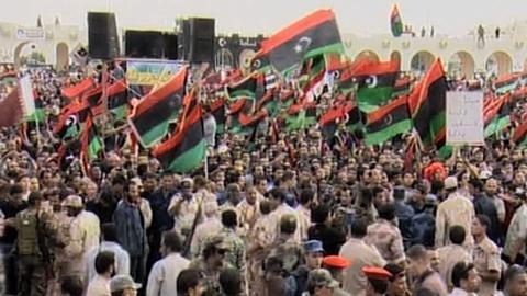 """FRONTLINE -- """"Benghazi in Crisis"""" - Preview"""