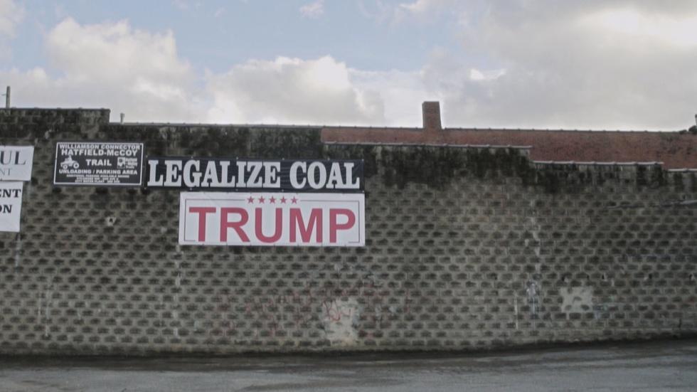 Betting on Trump: Coal image