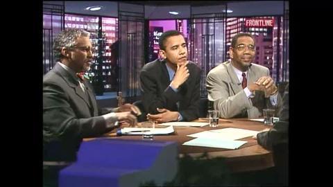 FRONTLINE -- S31 Ep1: Barack Obama's Early Debate Against Bobby Rush