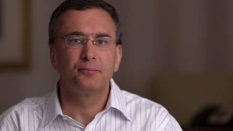 FRONTLINE -- S31 Ep1: The FRONTLINE Interview: Jonathan Gruber