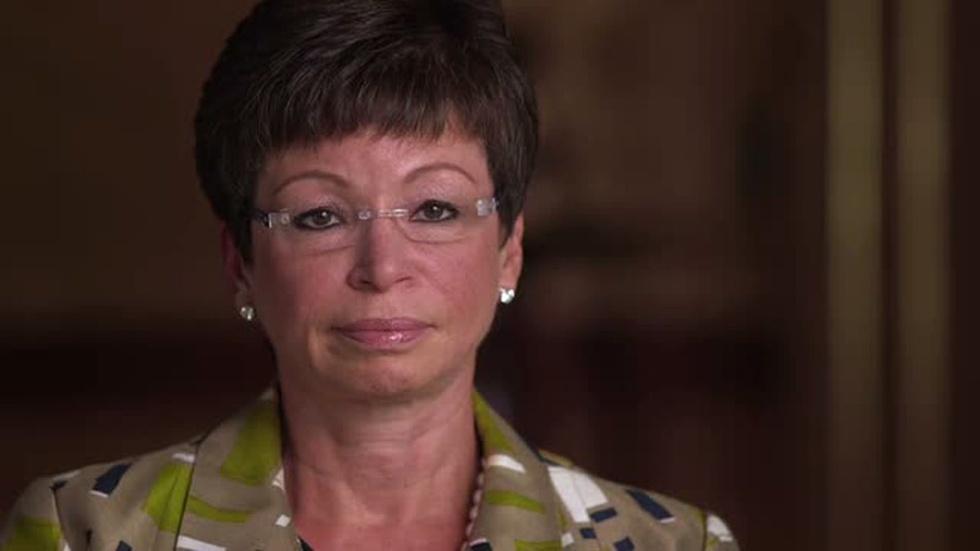The FRONTLINE Interview: Valerie Jarrett image