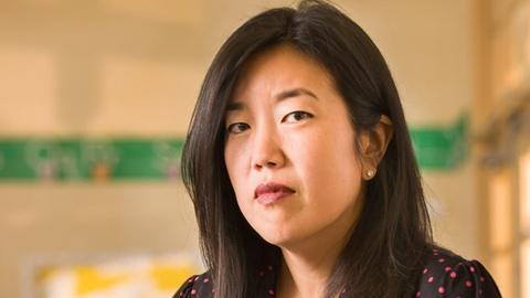 FRONTLINE -- The Education of Michelle Rhee