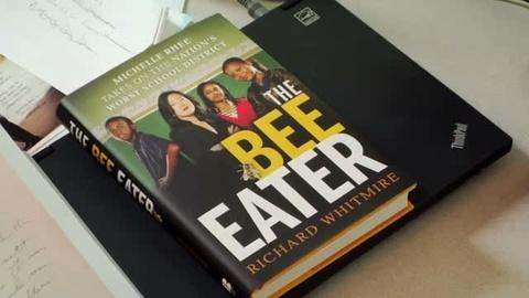 """FRONTLINE -- S31 Ep2: Michelle Rhee """"The Bee Eater"""""""