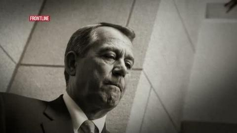 "FRONTLINE -- S31 Ep5: Boehner: ""There Was No one More Disappointed Than I"