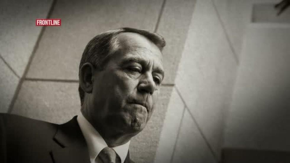 """Boehner: """"There Was No one More Disappointed Than I Was""""   image"""