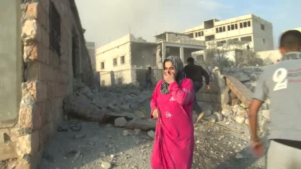 The Bombing of al-Bara image