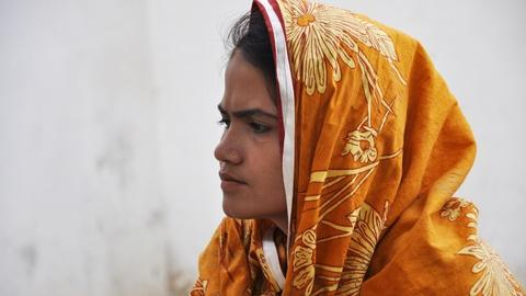 FRONTLINE -- Outlawed in Pakistan