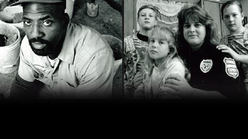 FRONTLINE : Two American Families