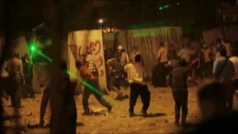 FRONTLINE -- A Deadly Night in Cairo