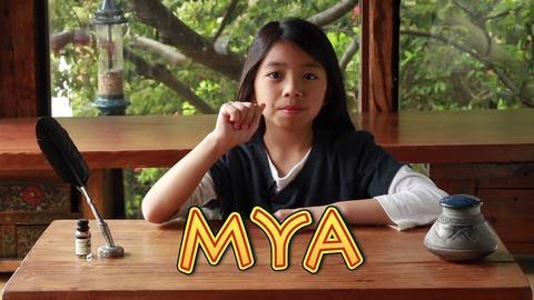 Full-Time Kid -- Sign Language Alphabet