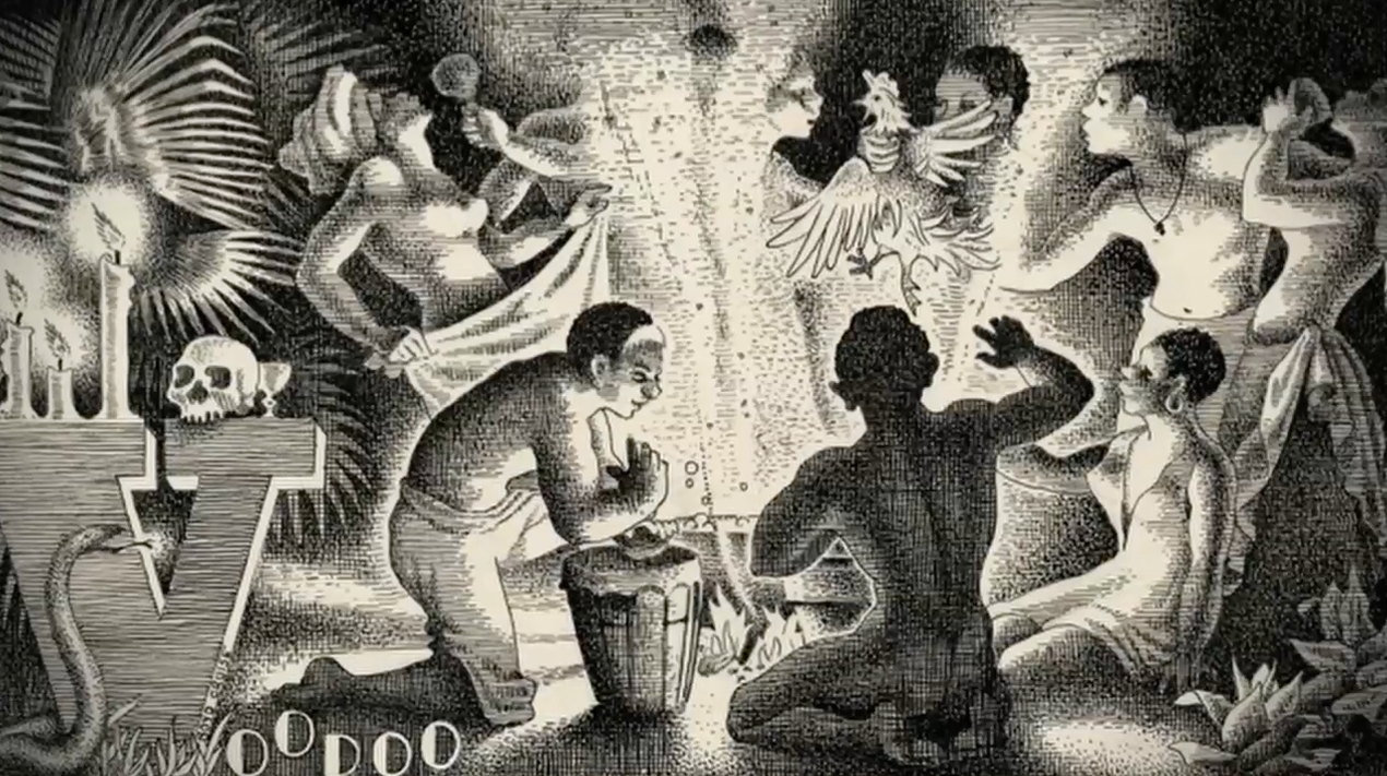 history of voodoo in africa African descendants in puerto rico (afro-puerto  black history in puerto rico initially  the africans in puerto rico came from various points of africa,.