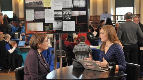 Genealogy Roadshow -- Next on Episode 5   Boston