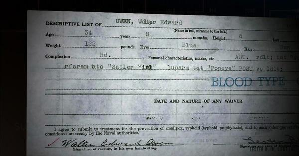 Trace Your World War II Ancestor