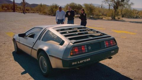 S1 E1: DeLorean Arrives