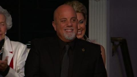 Billy Joel: The Library of Congress Gershwin Prize Preview