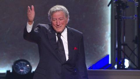 "Tony Bennett Performs ""New York State of Mind"""