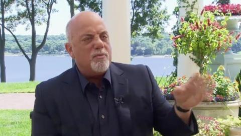 Gershwin Prize -- Billy Joel: Started Singing