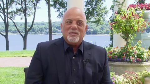 Gershwin Prize -- Billy Joel: Can Be Done Moments