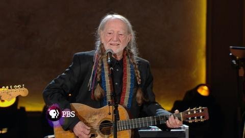 Willie Nelson: The Library of Congress Gershwin Prize Promo