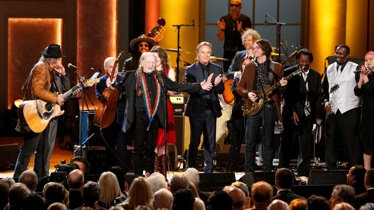 Gershwin Prize: Willie Nelson: The Library of Congress Gershwin Prize