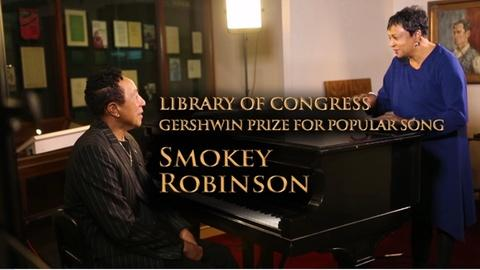 Gershwin Prize -- The Library of Congress Interview with Smokey Robinson