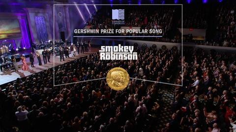 Gershwin Prize -- Smokey Robinson: The Gershwin Prize | Trailer