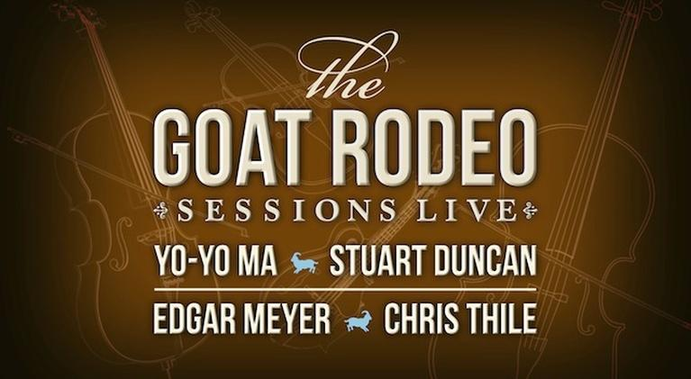Goat Rodeo: The Goat Rodeo Sessions Live: Promo