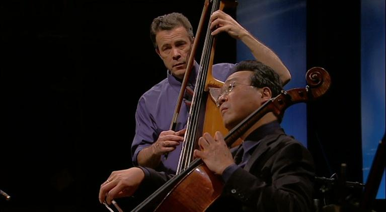 Goat Rodeo: The Goat Rodeo Sessions Live: Bach, Gamba Sonata