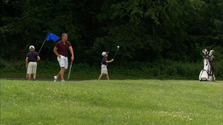 Golf's Grand Design: A Family Affair