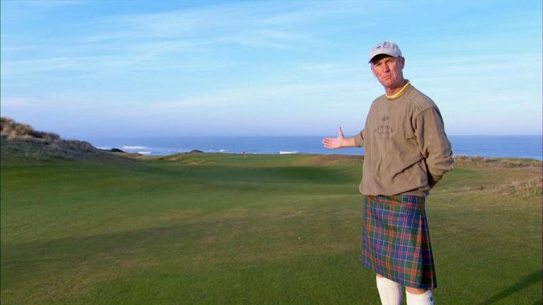 Golf's Grand Design: David McLay Kidd