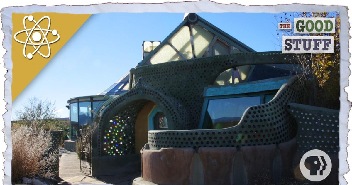 Earthships Living Off The Grid The Good Stuff Pbs