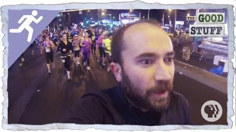 The Good Stuff -- How Hard is it to Run a Marathon?