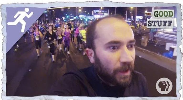 The Good Stuff: How Hard is it to Run a Marathon?