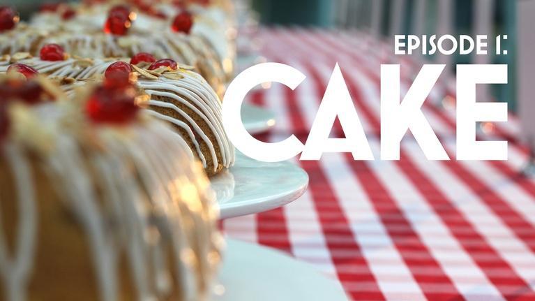 The Great British Baking Show: Cake