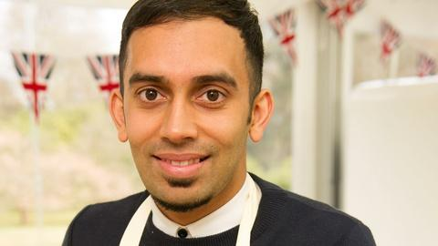 The Great British Baking Show -- Meet the Bakers: Ali