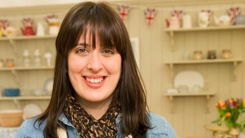 The Great British Baking Show -- Meet the Bakers: Beca