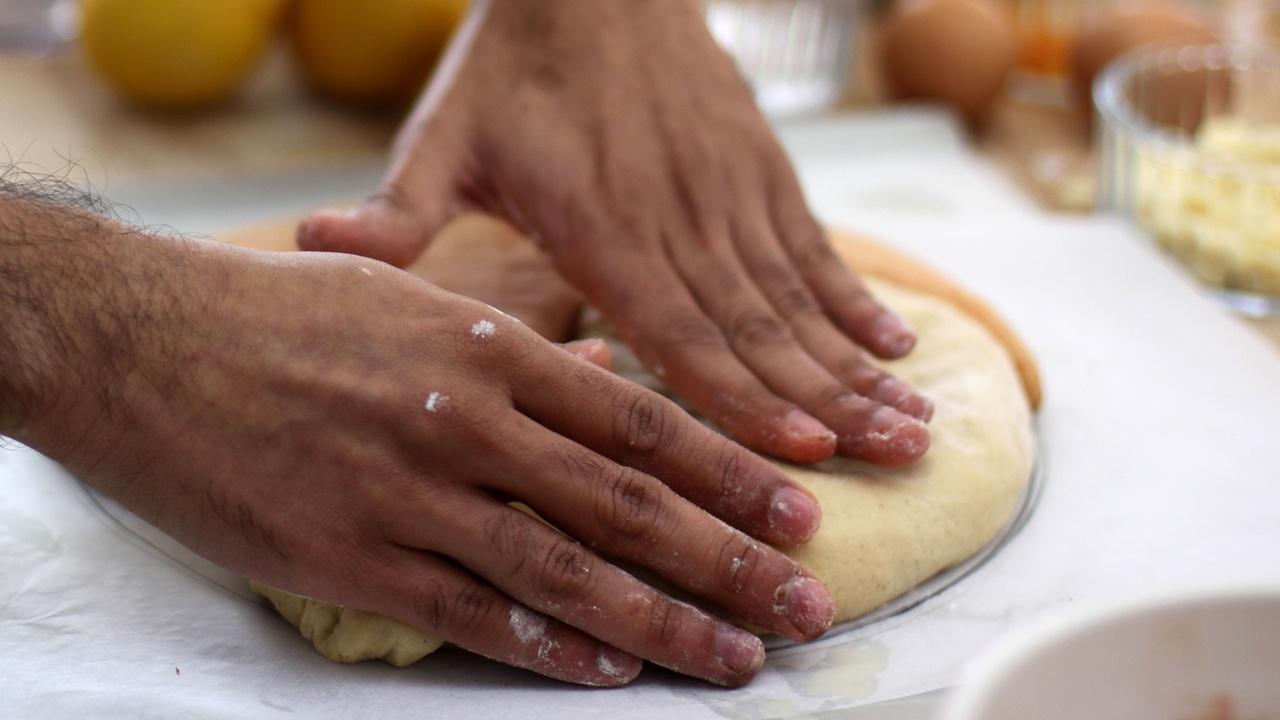 Bread Kneading Techniques