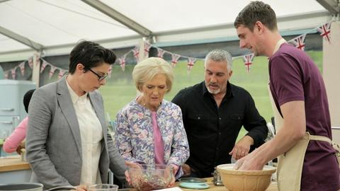 The Great British Baking Show -- S3 Ep7: Preview: Victorian