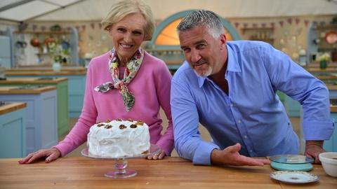 The Great British Baking Show -- Masterclass: Part 1