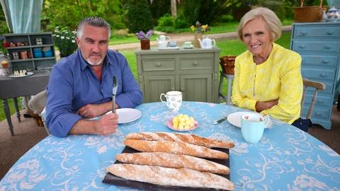 The Great British Baking Show -- S3 Ep12: Masterclass: Part 2