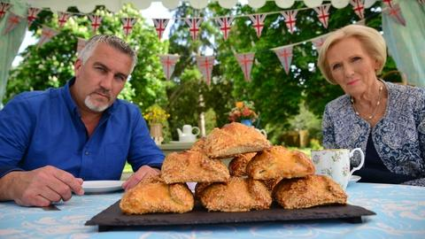 The Great British Baking Show -- S3 Ep13: Masterclass: Part 3