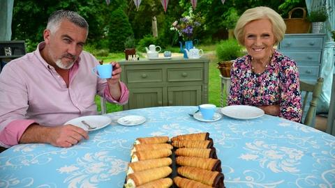The Great British Baking Show -- S3 Ep14: Masterclass: Part 4