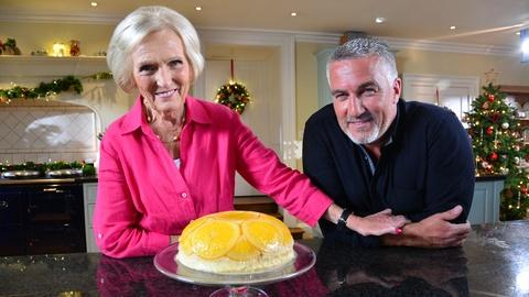 The Great British Baking Show -- S3 Ep15: Masterclass: Christmas