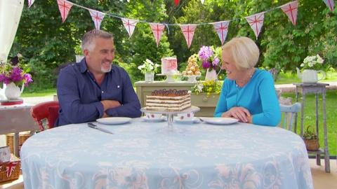 The Great British Baking Show -- Masterclass: Part 2