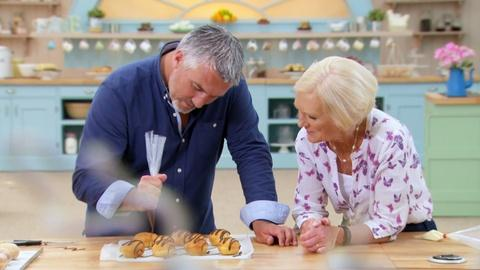 The Great British Baking Show -- Masterclass: Part 4
