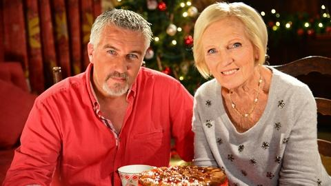 The Great British Baking Show -- Masterclass: Christmas