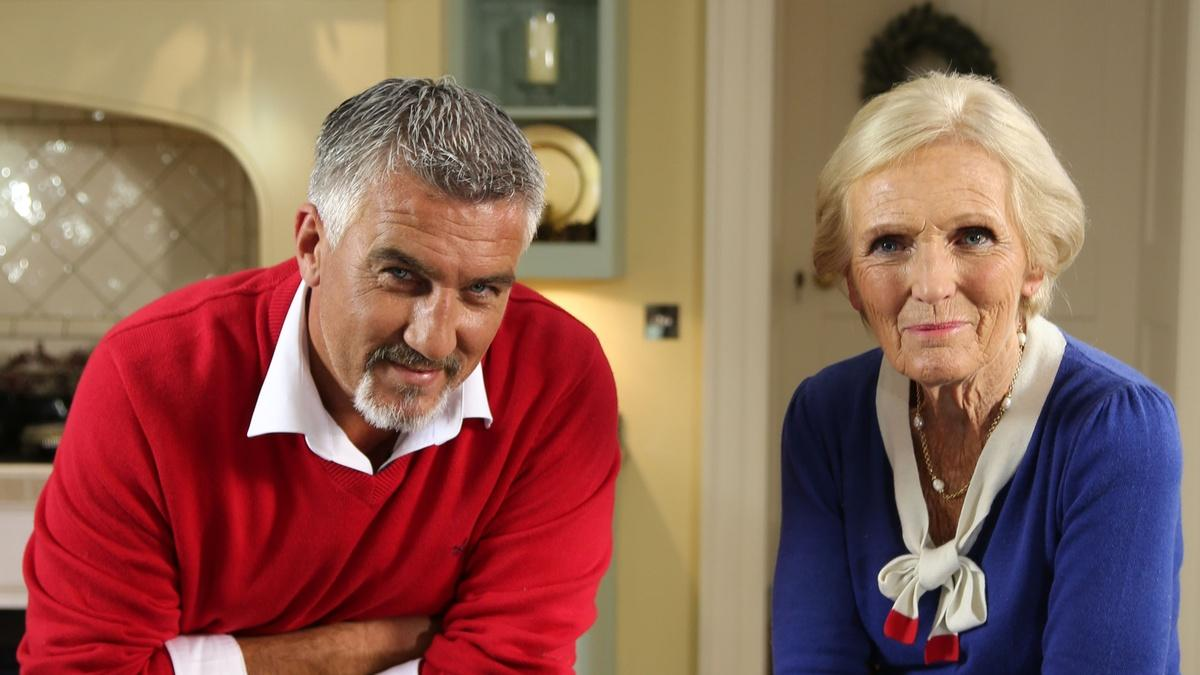 S2 Ep15: Masterclass: Christmas | The Great British Baking Show ...